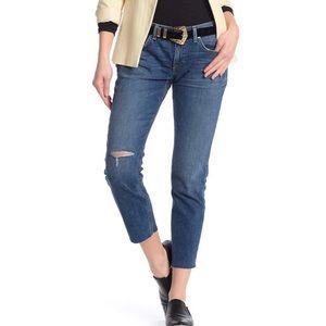 Rag & bone juni dre low rise slim boyfriend jeans